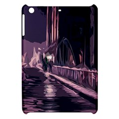 Texture Abstract Background City Apple Ipad Mini Hardshell Case