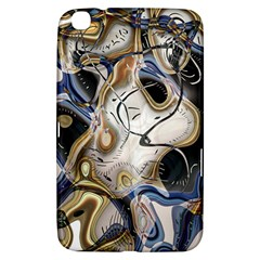 Time Abstract Dali Symbol Warp Samsung Galaxy Tab 3 (8 ) T3100 Hardshell Case