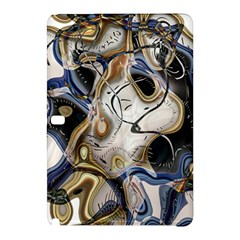 Time Abstract Dali Symbol Warp Samsung Galaxy Tab Pro 12 2 Hardshell Case