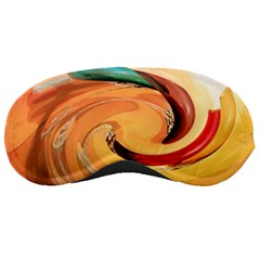 Spiral Abstract Colorful Edited Sleeping Masks
