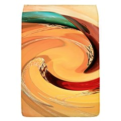 Spiral Abstract Colorful Edited Flap Covers (s)