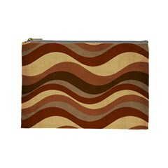 Backgrounds Background Structure Cosmetic Bag (large)