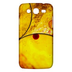Abstract Water Oil Macro Samsung Galaxy Mega 5 8 I9152 Hardshell Case