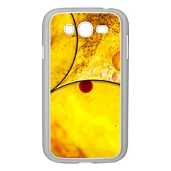 Abstract Water Oil Macro Samsung Galaxy Grand Duos I9082 Case (white)