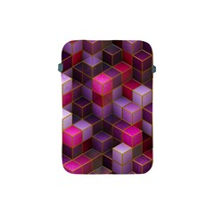 Cube Surface Texture Background Apple Ipad Mini Protective Soft Cases