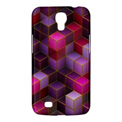 Cube Surface Texture Background Samsung Galaxy Mega 6 3  I9200 Hardshell Case