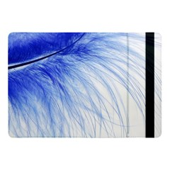 Feather Blue Colored Apple Ipad Pro 10 5   Flip Case by Nexatart