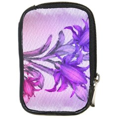 Flowers Flower Purple Flower Compact Camera Cases by Nexatart