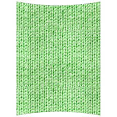 Knittedwoolcolour2 Back Support Cushion by snowwhitegirl