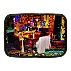Apt Ron N Netbook Case (medium)  by MRTACPANS