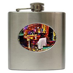 Home Sweet Home Hip Flask (6 Oz)