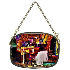 Home Sweet Home Chain Purses (one Side)