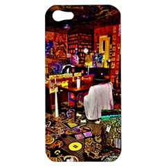 Home Sweet Home Apple Iphone 5 Hardshell Case by MRTACPANS