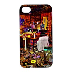 Home Sweet Home Apple Iphone 4/4s Hardshell Case With Stand