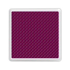 Pink Flowers Magenta Memory Card Reader (square)  by snowwhitegirl