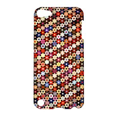 Mosaic Pattern Quilt Pattern Apple Ipod Touch 5 Hardshell Case by paulaoliveiradesign