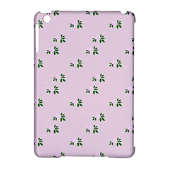 Pink Flowers Pink Big Apple Ipad Mini Hardshell Case (compatible With Smart Cover) by snowwhitegirl
