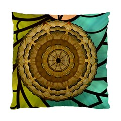 Kaleidoscope Dream Illusion Standard Cushion Case (two Sides)