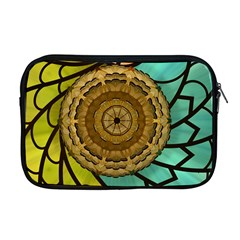 Kaleidoscope Dream Illusion Apple Macbook Pro 17  Zipper Case