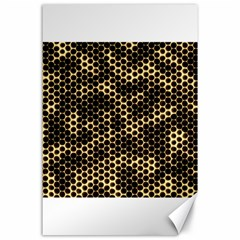 Honeycomb Beehive Nature Canvas 24  X 36