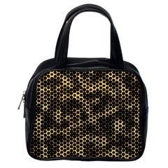 Honeycomb Beehive Nature Classic Handbags (one Side)