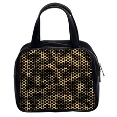 Honeycomb Beehive Nature Classic Handbags (2 Sides)