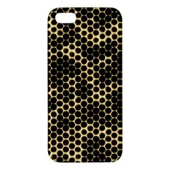 Honeycomb Beehive Nature Iphone 5s/ Se Premium Hardshell Case