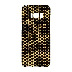 Honeycomb Beehive Nature Samsung Galaxy S8 Hardshell Case