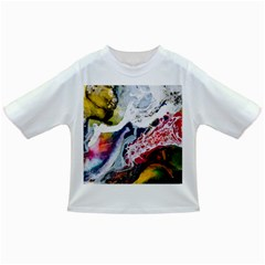 Abstract Art Detail Painting Infant/toddler T Shirts