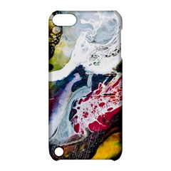 Abstract Art Detail Painting Apple Ipod Touch 5 Hardshell Case With Stand by Nexatart