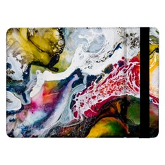 Abstract Art Detail Painting Samsung Galaxy Tab Pro 12 2  Flip Case