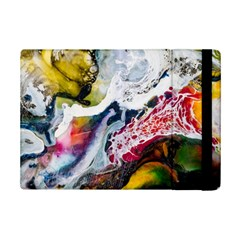 Abstract Art Detail Painting Ipad Mini 2 Flip Cases