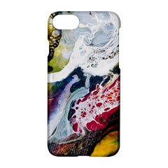 Abstract Art Detail Painting Apple Iphone 7 Hardshell Case