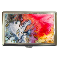 Art Abstract Macro Cigarette Money Cases by Nexatart