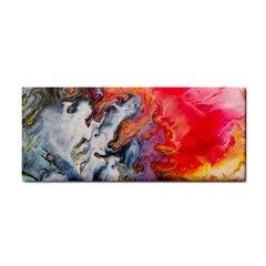 Art Abstract Macro Cosmetic Storage Cases by Nexatart