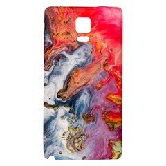 Art Abstract Macro Galaxy Note 4 Back Case