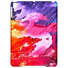 Abstract Art Background Paint Apple Ipad Pro 9 7   Hardshell Case by Nexatart