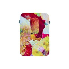 Art Detail Abstract Painting Wax Apple Ipad Mini Protective Soft Cases