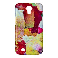Art Detail Abstract Painting Wax Samsung Galaxy Mega 6 3  I9200 Hardshell Case