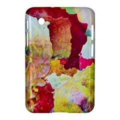 Art Detail Abstract Painting Wax Samsung Galaxy Tab 2 (7 ) P3100 Hardshell Case
