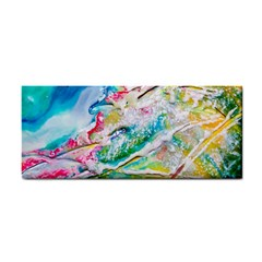 Art Abstract Abstract Art Cosmetic Storage Cases by Nexatart