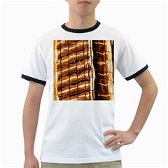 Abstract Architecture Background Ringer T Shirts