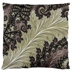 Pattern Decoration Retro Standard Flano Cushion Case (two Sides) by Nexatart