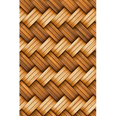 Basket Fibers Basket Texture Braid 5 5  X 8 5  Notebooks by Nexatart
