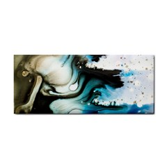 Abstract Painting Background Modern Cosmetic Storage Cases by Nexatart