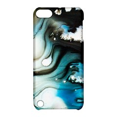 Abstract Painting Background Modern Apple Ipod Touch 5 Hardshell Case With Stand