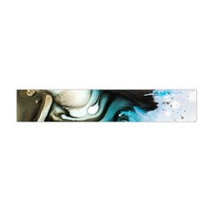Abstract Painting Background Modern Flano Scarf (mini) by Nexatart
