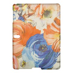 Texture Fabric Textile Detail Samsung Galaxy Tab S (10 5 ) Hardshell Case  by Nexatart