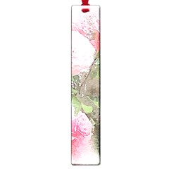Flowers Roses Art Abstract Nature Large Book Marks