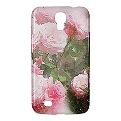 Flowers Roses Art Abstract Nature Samsung Galaxy Mega 6 3  I9200 Hardshell Case